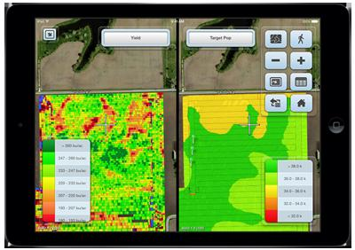 YieldSense Yield Monitor easy to compare