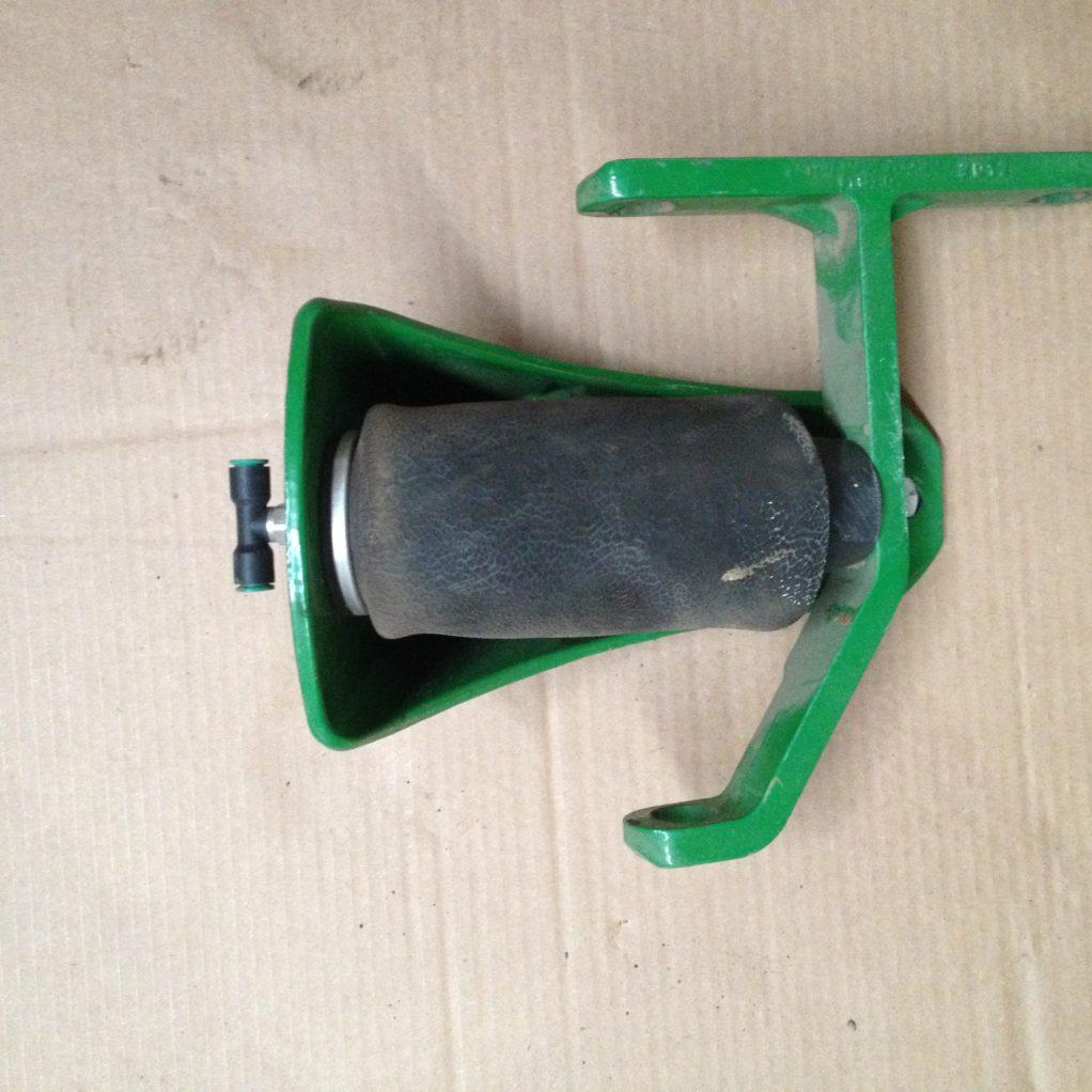 Used John Deere Down Pressure Air Bag and Bracket